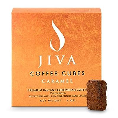 Jiva Premium Instant Colombian Coffee Cubes, Classic 12-Cubes