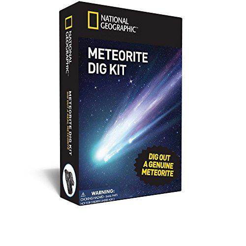 National Geographic Meteorite Dig Kit – A Space Science Adventure -