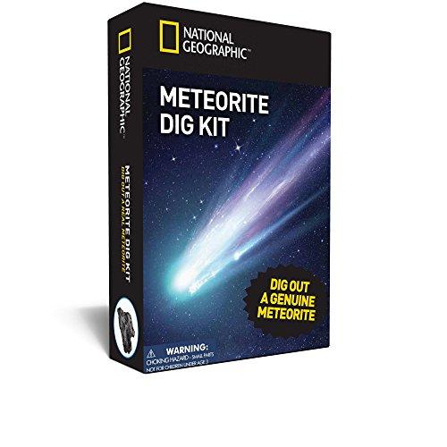 Meteorite Dig Kit - A Space Science Adventure by National (Space Science Kits)