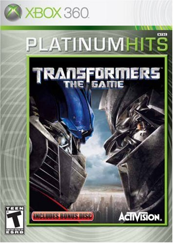 Psp 2007 Screen - Transformers the Game - Xbox 360