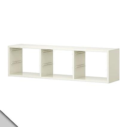 Amazon.com: IKEA - TROFAST Children Storage Frame (E) wall hung ...