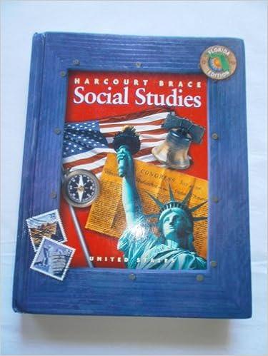 Amazon.com: Harcourt Brace Social Studies: United States Florida ...