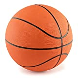 "7"" Mini Rubber Basketball by PlayTime"