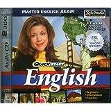 QuickStart English Audio CD
