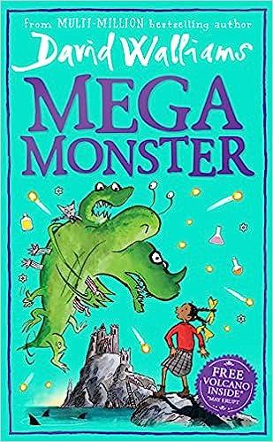 Megamonster: the mega laugh-out-loud children's book by multi-million bestselling author David Walliams : Walliams, David, Ross, Tony: Amazon.co.uk: Books