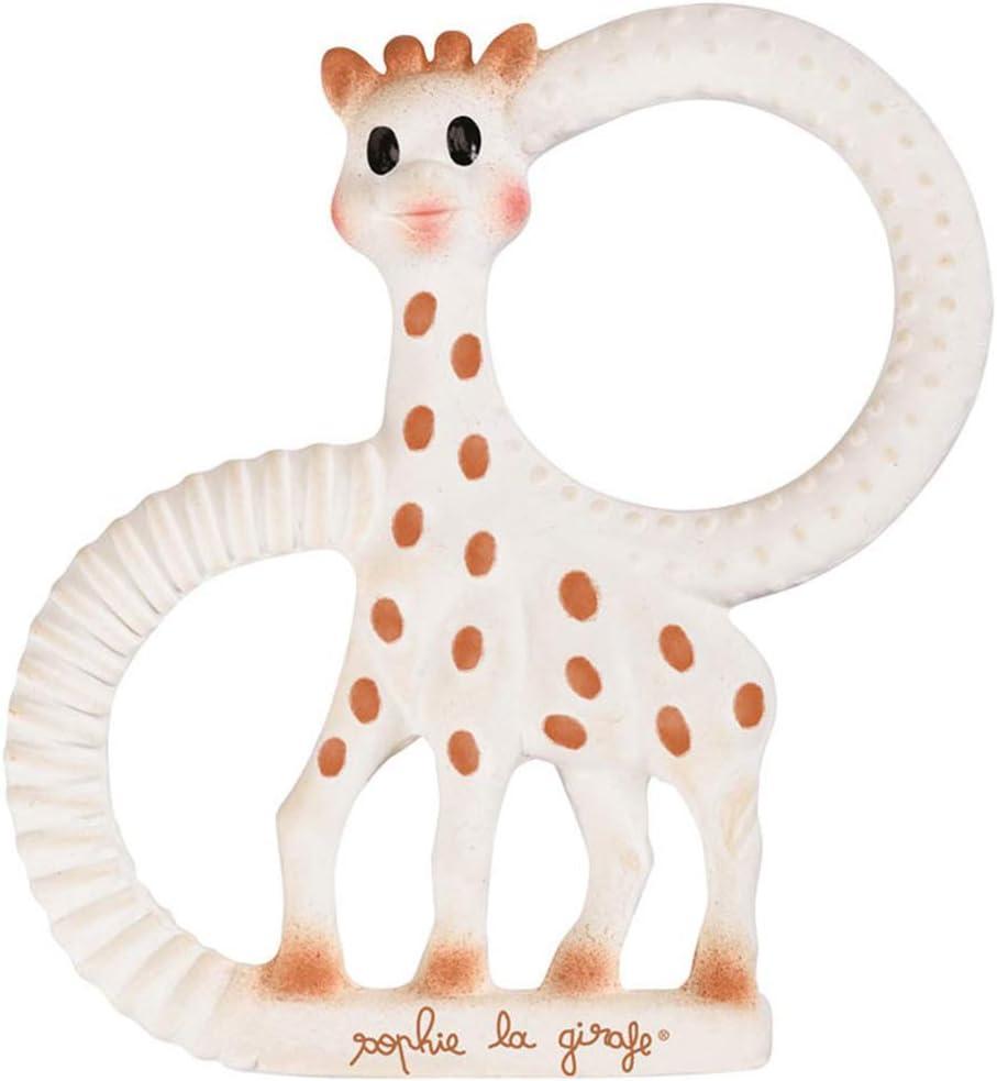 Soft Vulli Sophie The Giraffe Teething Ring