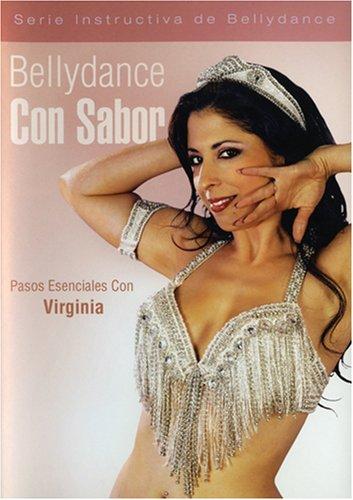 Bellydance Con Sabor, Pasos Esenciales Con (Best E1 Entertainment Exercise Dvds)