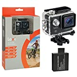 """Underwater Waterproof Action Camera - HD vlogging digital video recording sports cam with WiFi, 2.0"""" LCD Screen,170° Wide Angle Lens, 1050 mAh Rechargeable Battery and Mounting Accessories Kit"""