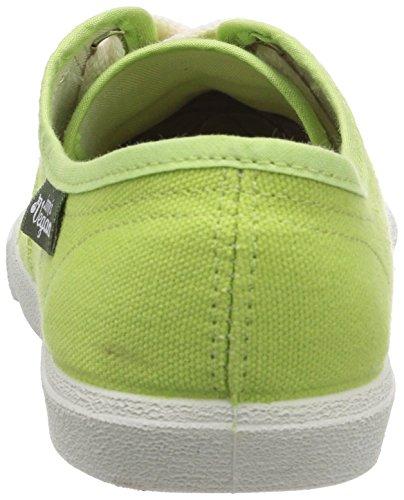 Jonny`s Vegan UmmiVegan - zapatilla deportiva de lona mujer verde - Grün (Pistacho)