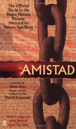 Amistad: A Novel Based on the - Shops Quincy Market