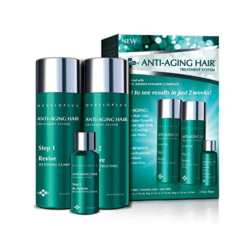 Anti Aging Hair Treatment System product image
