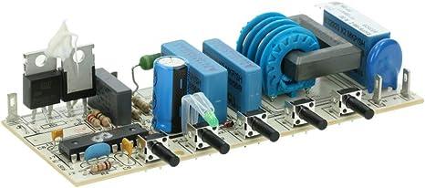 Placa de control para campana extractora C00109901 Ariston HoTPOINT: Amazon.es: Grandes electrodomésticos