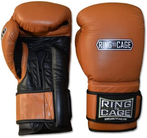 Ring to Cage Deluxe MiM-Foam Omaha Mall Sparring Safety - Str Boxing New Orleans Mall Gloves