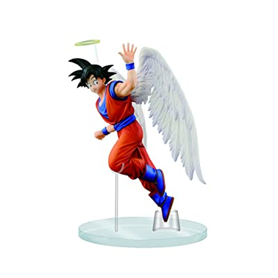 Banpresto Dragon Ball Z Dramatic Showcase 5th Season Volume 1 Son Goku Action Figure: Toys & Games