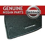Genuine set of 4 Nissan Juke 2010 Carpet Mats