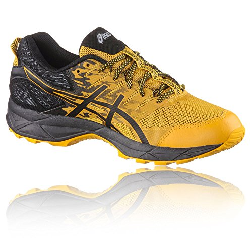 Black nbsp;G Chaussures 001 de 2 TX Homme Running Asics Trail Gel Multicolore Sonoma yellow qftAxSPg