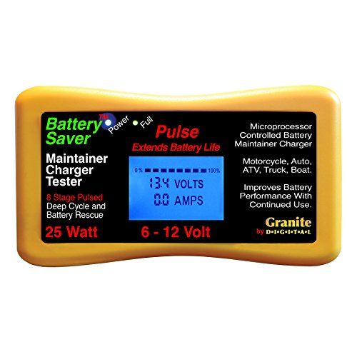 Battery Maintainer How Long Car