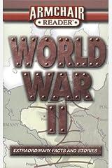 Armchair Reader World War II Paperback