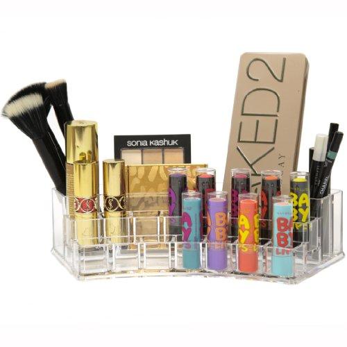 Large Acrylic Cosmetic Organizer for Lip