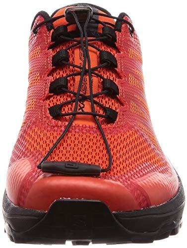 Rosso Running Salomon Discovery black black Tomato Uomo Xa Trail cherry Da Scarpe 60RwX6