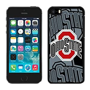 LJF phone case Customized iphone 6 4.7 inch Case Ncaa Big Ten Conference Ohio State Buckeyes 3