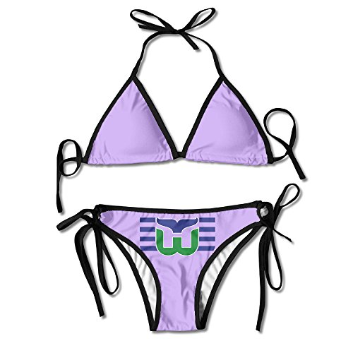 Women's Hartford Whalers Team Classics Swimsuit Bikini