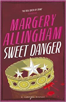 Book Sweet Danger