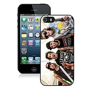 Pierce The Veil iPhone 5s Black Phone Case 349
