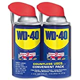 WD-40 490142  Multi-Use Product, 8 oz. Smart Straw Twin-Pack