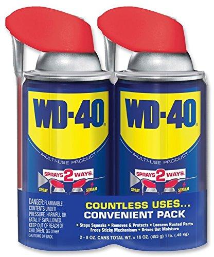 WD 40 Aerosol Spray Lubricant