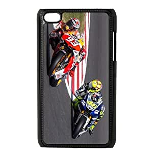 Marc Marquez For Ipod Touch 4 Cases Cover Cell Phone Cases STL550259