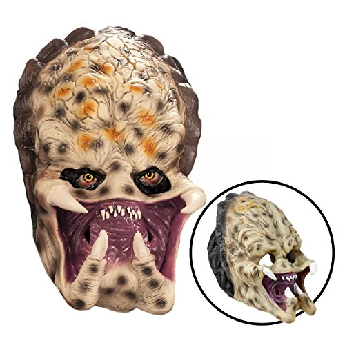 Predator 3/4 Mask Costume Accessory (Predator Mask For Kids)