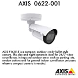 Axis Communications 0622-001 P1425-E FIXED NETWRK CAM OUTDR 1080P HDTV 3-10.5MM RMT FCS/ZM For Sale