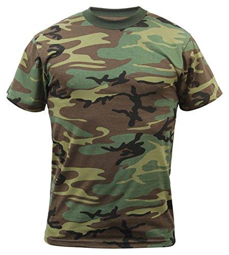 Rothco 6397MED Kids T Shirt product image