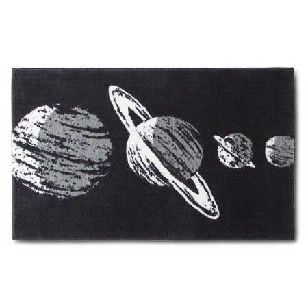 New Solar System Accent Rug 30''x48'' by Pillowfort