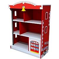 KidKraft Firehouse Bookcase - 76026