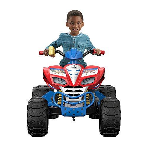 Power Wheels PAW Patrol Kawasaki