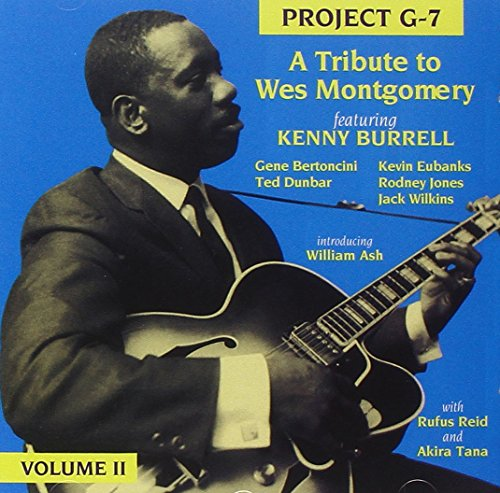 Kenny Reed - A Tribute to Wes Montgomery, Volume II