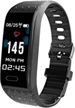 ESHOWEE Fitness Tracker with Heart Rate Monitor, Activity Tracker with Connected
