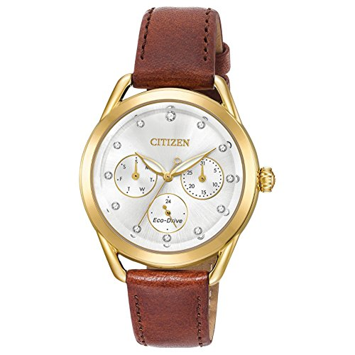 Citizen Watches Womens FD2052-07A Eco-Drive