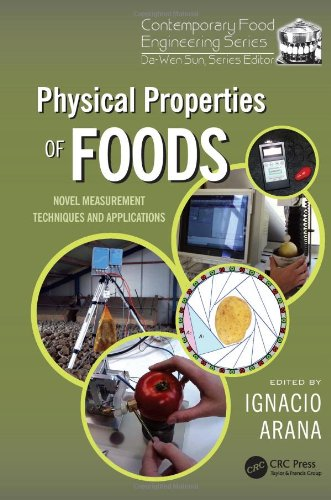 Physical Properties of Foods: Novel Measurement Techniques and Applications (Contemporary Food Engineering)