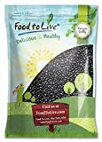 Food to Live Black Beans (Turtle) (25 Pounds)