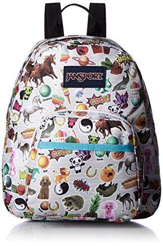 JANSPORT Half Pint Backpack- Discontinued Colors (Multi S...