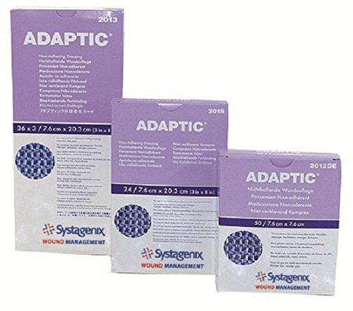 Adaptic - Non Adherent Dressing Adaptic - 3 X 3 Inch Sterile - 600/Case - McK ()