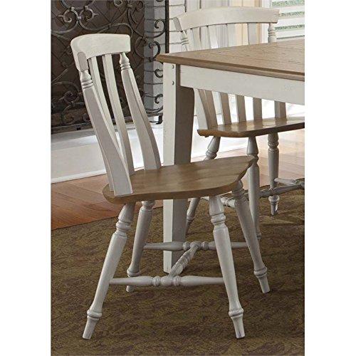 Liberty Furniture Al Fresco III Slat Back Dining Side Chair