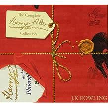 Harry Potter Signature Edition 7-Book Box Set