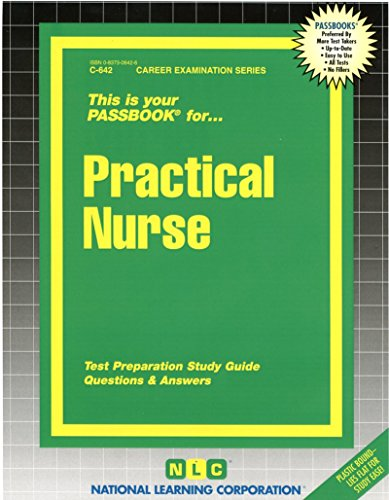 Practical Nurse(Passbooks)