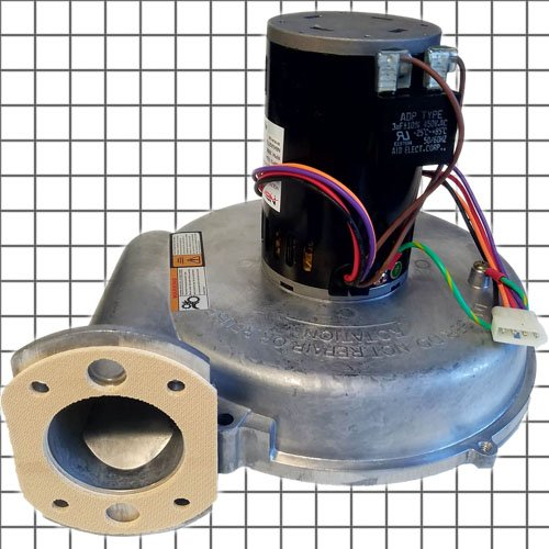 (KIT2589 - Afkt OEM Upgraded Replacement for Trane Furnace Exhaust Inducer Motor)