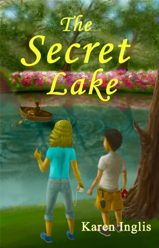 Book: The Secret Lake by Karen Inglis