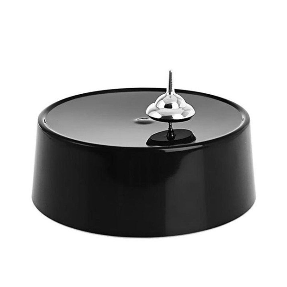 Magnetic Rotating Spinning Top Creative Rotating Magnetic Gyro Decoration Inception Decoration Gyro Desktop Toys Gifts CARESHINE Perpetual Motion
